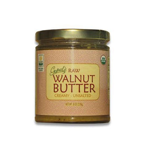 Gopal's Walnut Butter 8 oz - Natural Zing
