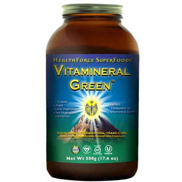 Healthforce Vitamineral Green, 500 g