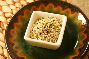 Hemp Seed Nut (Hulled) 16 oz - Natural Zing