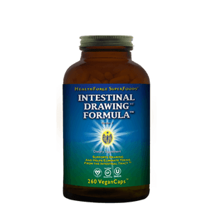 Intestinal Drawing Formula 260 vcaps - Natural Zing