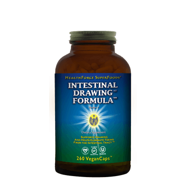 Intestinal Drawing Formula 260 vcaps