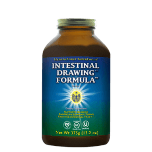 Intestinal Drawing Formula 375 g - Natural Zing