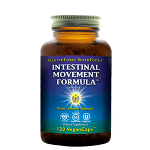 Intestinal Movement Formula 120 vcaps - Natural Zing