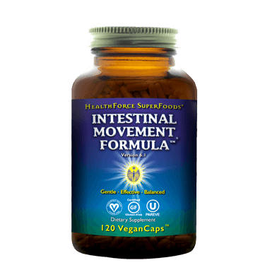 Intestinal Movement Formula 120 vcaps