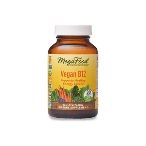 Megafood Vegan B12, 30 tablets - Natural Zing