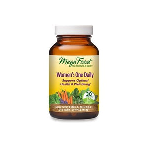 Megafood Women's One Daily, 30 tablet - Natural Zing