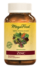 Megafood's Zinc, 60 tablets - Natural Zing