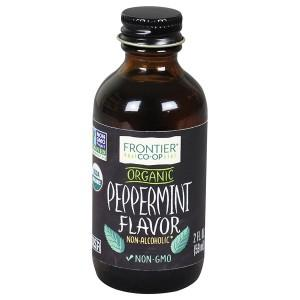 Peppermint Flavor 2 oz - Natural Zing