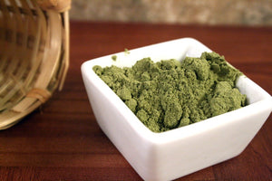 Powdered Matcha Green Tea 2 oz - Natural Zing
