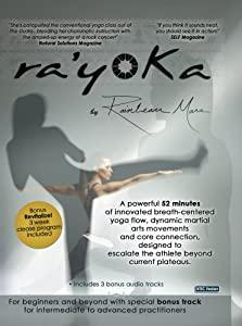 Rainbeau Mars' world-renowned fitness system, ra'yoKa Yoga - Natural Zing