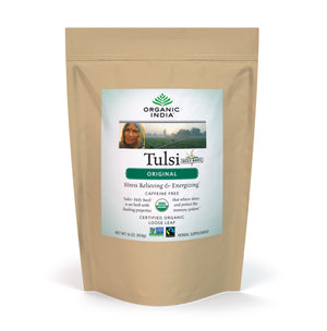 Tulsi Tea Loose 1 lb - Natural Zing