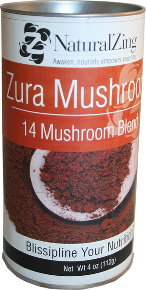 Zura Mushroom Superfood Blend - Natural Zing