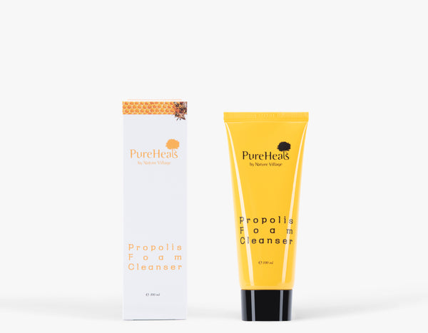 Propolis Foam Cleanser