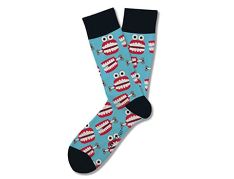 Chatterbox Adult Crew Socks