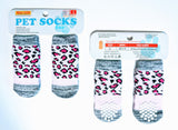 Leopard Socks for Dogs