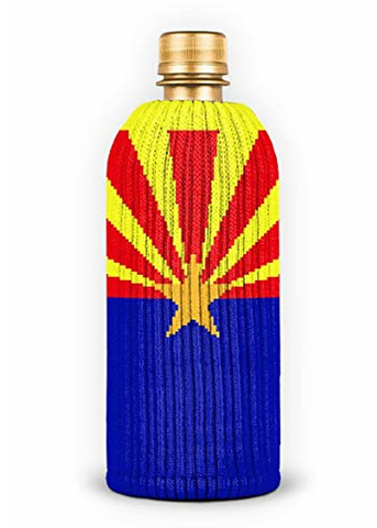Arizona Flag Bottle Sock