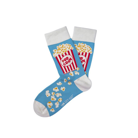 Showtime Popcorn Kids Crew Socks