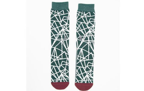 Dub Step Adult Crew Socks