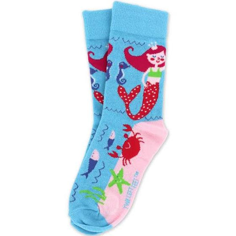 Mermaid Kids Crew Socks