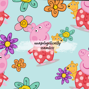 Peppa and Pjs