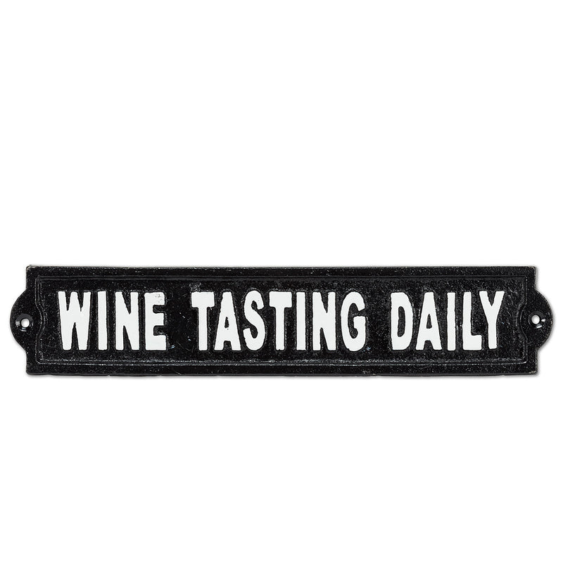 Wine Tasting Daily Sign