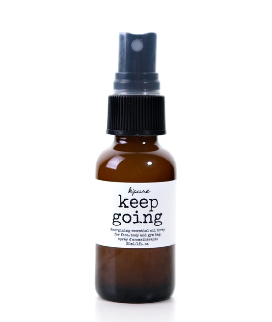 Keep Going Energizing Spray