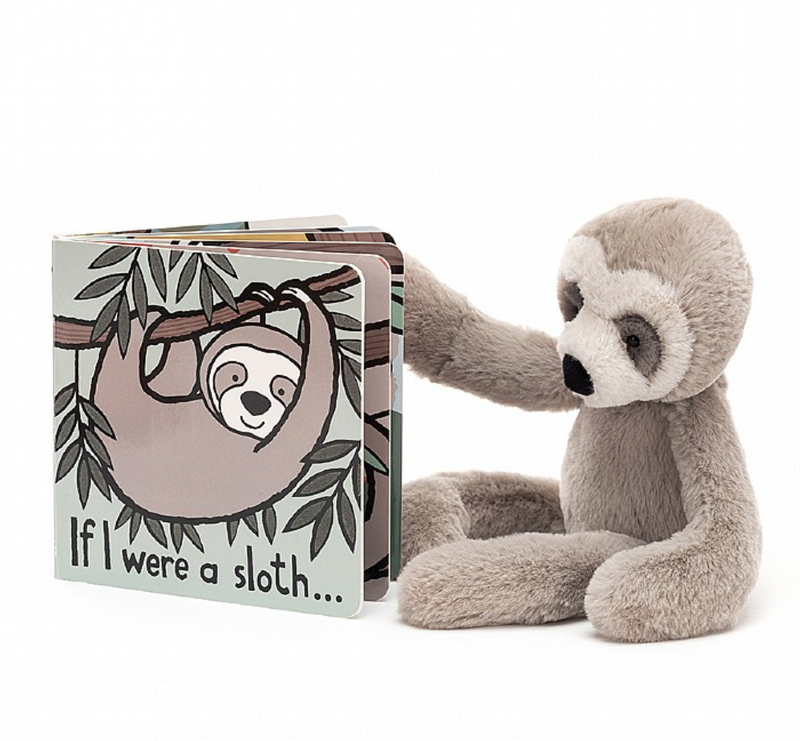 Bailey Sloth Small 13""
