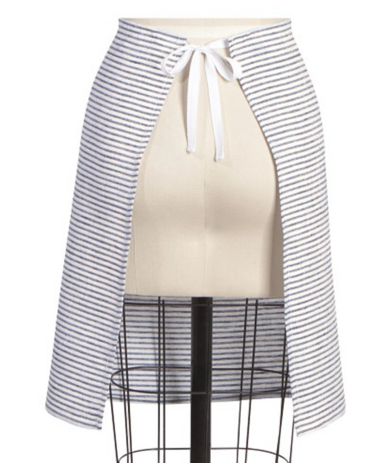 Apron / Tea towel - Bengal Stripe
