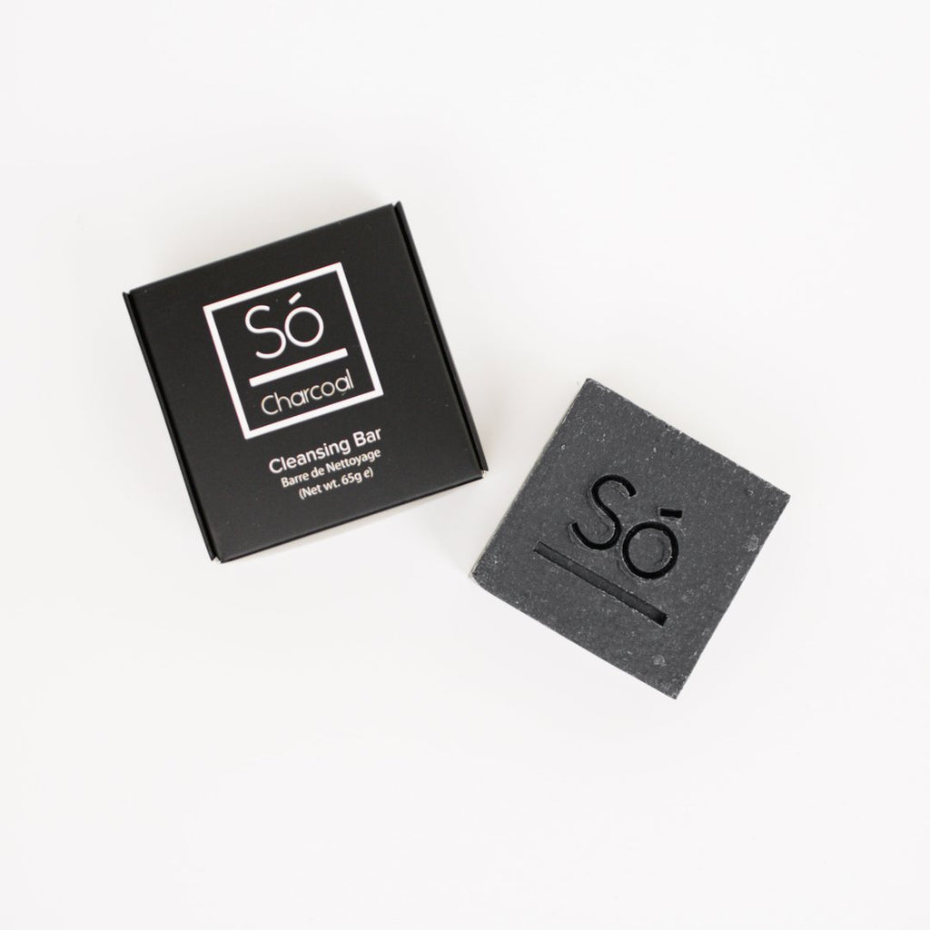 Cleansing Bar - Charcoal