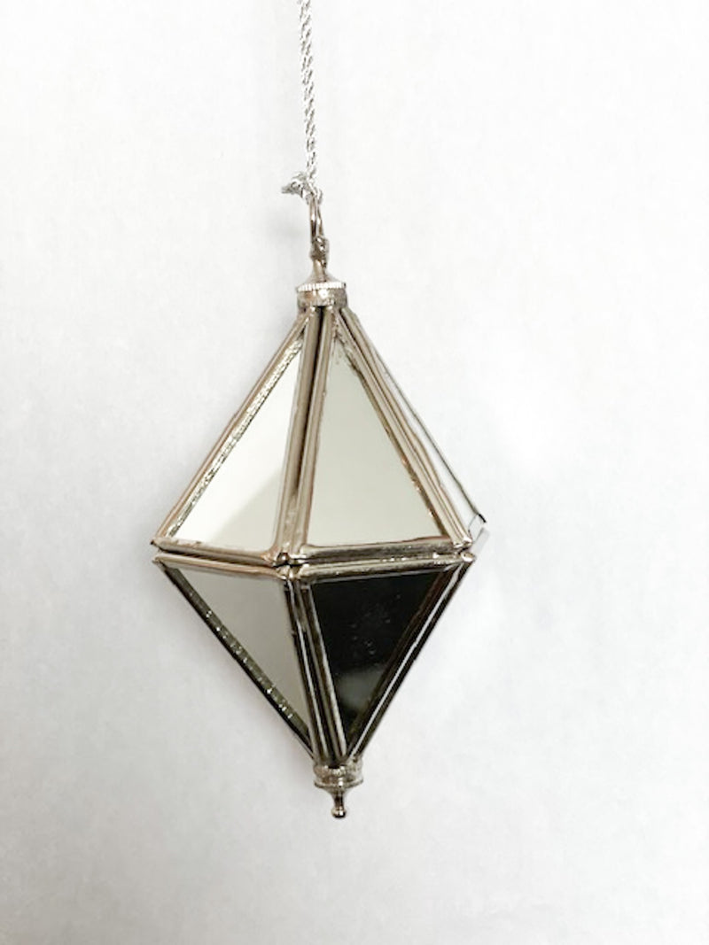 Diamond Mirror Ornament