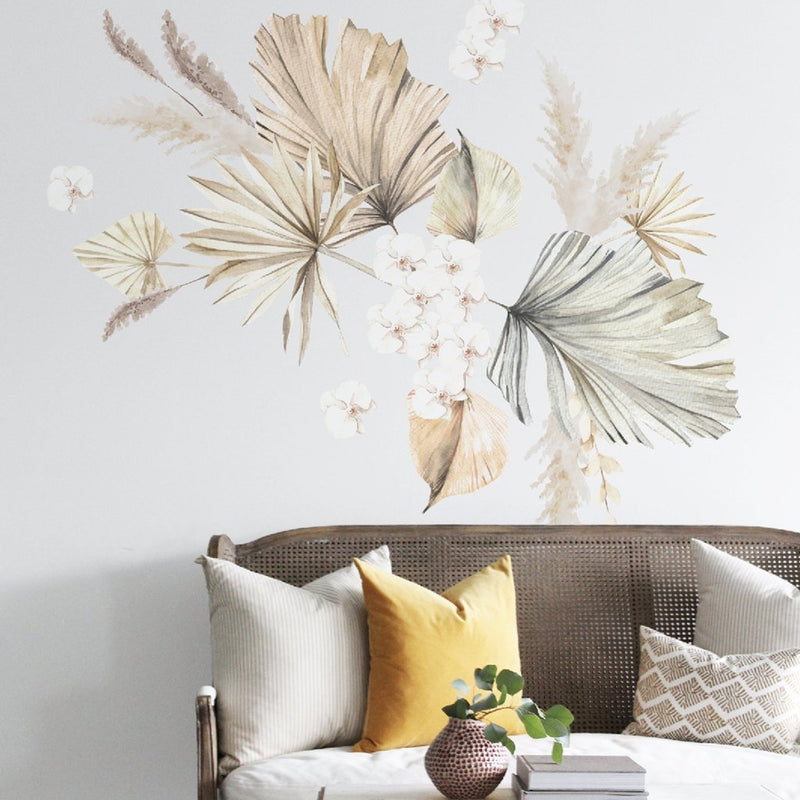Urban Walls - Bohemian Palms Wall Decals