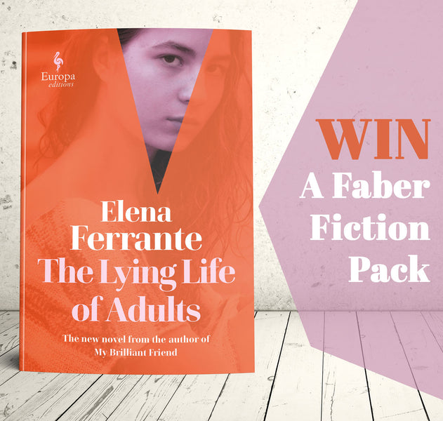 WIN A FABER FICTION PACK