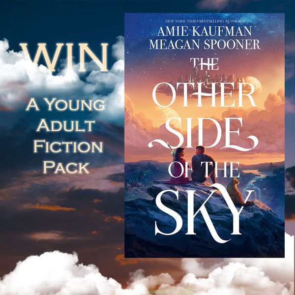 WIN A YOUNG ADULT FICTION PACK