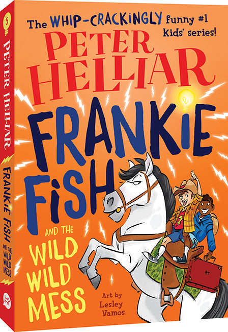 Frankie Fish and the Wild Wild Mess