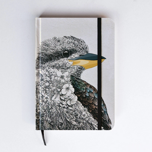 Journal Hardcover A5 - Laughing Kookaburra