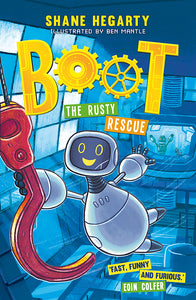 BOOT: The Rusty Rescue-Book 2