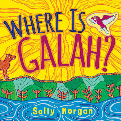 Where is Galah?