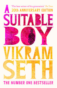 A Suitable Boy-The classic bestseller