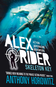Alex Rider Bk 3: Skeleton Key
