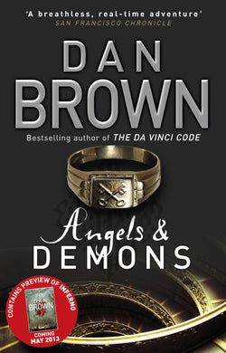 Angels And Demons-(Robert Langdon Book 1)