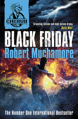 CHERUB: Black Friday-Book 15