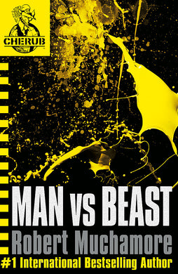 CHERUB: Man vs Beast-Book 6