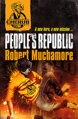 CHERUB: People's Republic-Book 13