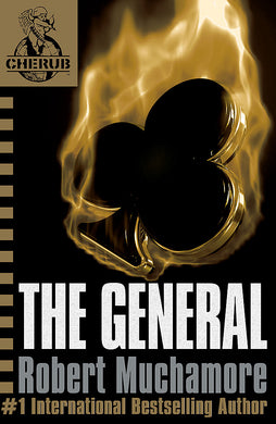 CHERUB: The General-Book 10