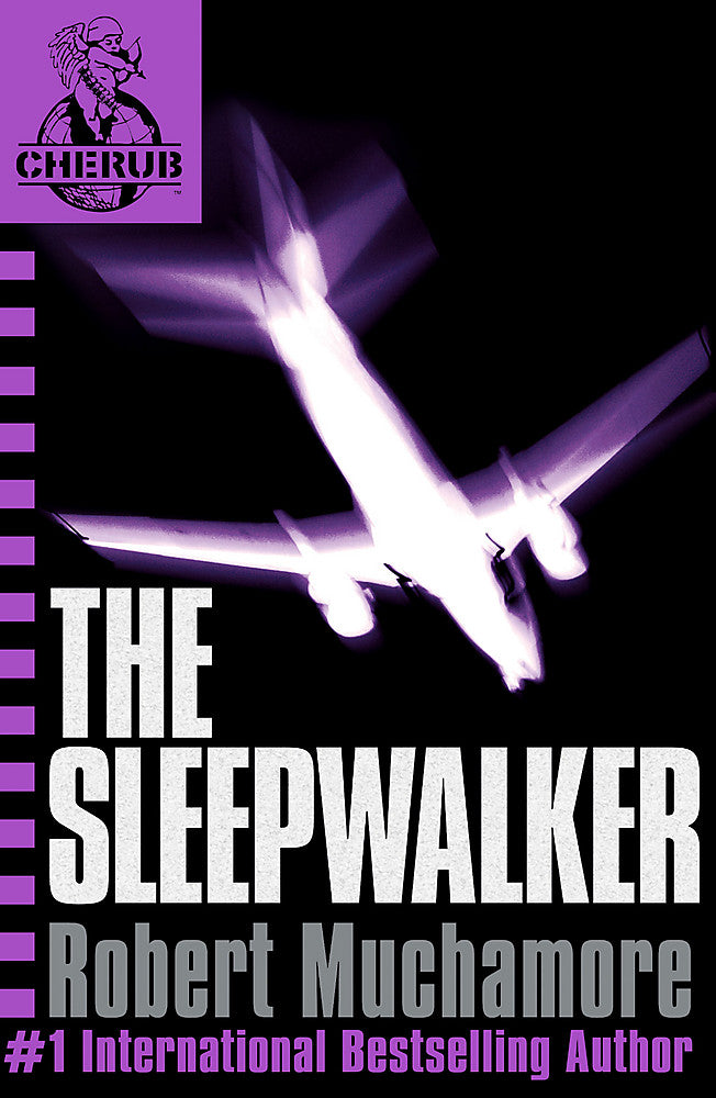 CHERUB: The Sleepwalker-Book 9