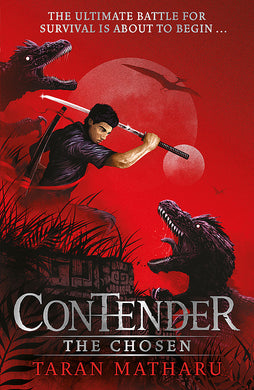 Contender: The Chosen-Book 1