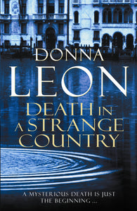 Death in a Strange Country-(Brunetti 2)