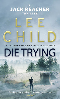 Die Trying-(Jack Reacher 2)