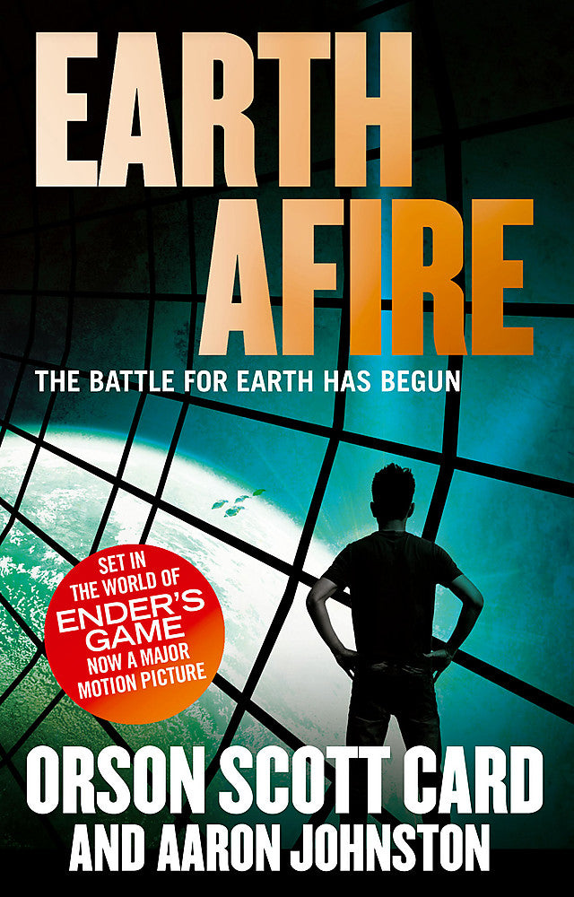 Earth Afire-Book 2 of the First Formic War