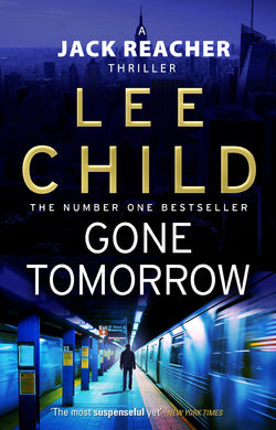Gone Tomorrow-(Jack Reacher 13)